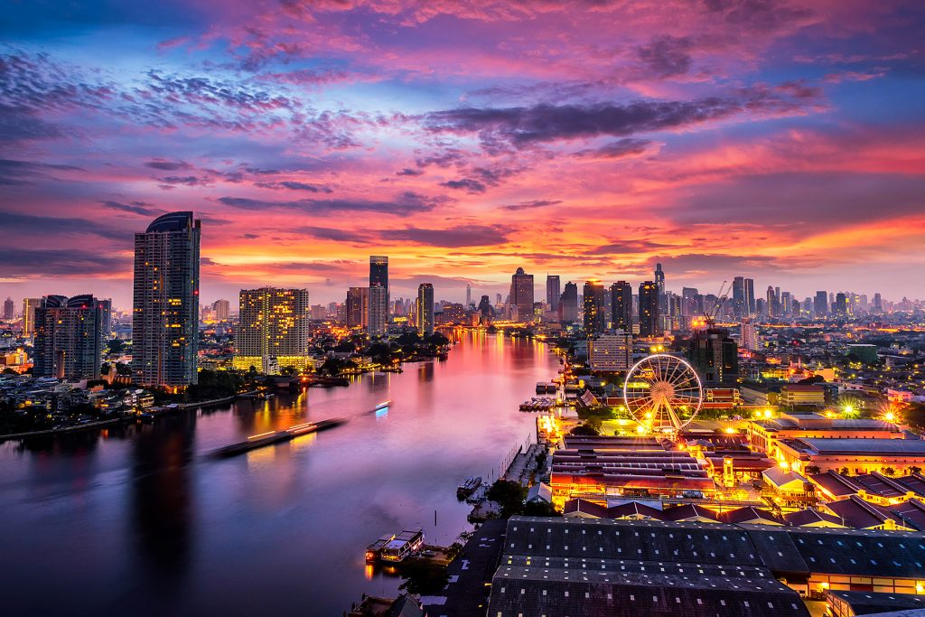 Bangkok visite accompagnée ISTTAGO