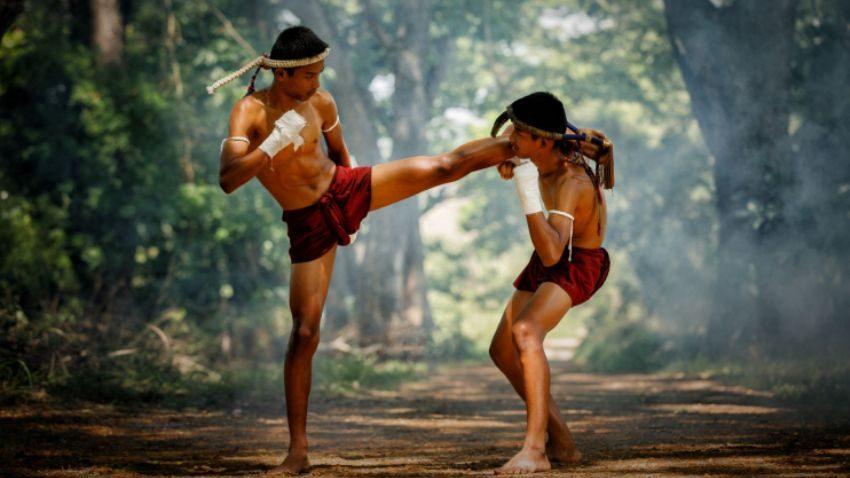 boxe thai ancienne