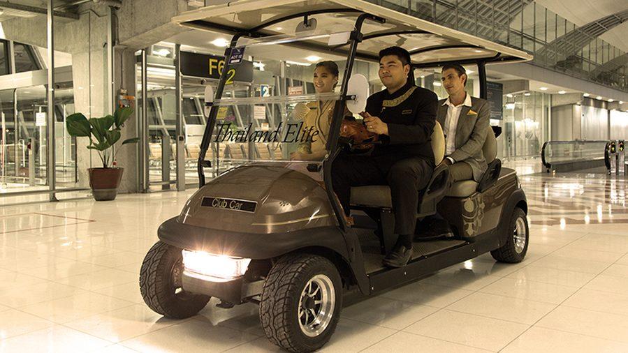 aeroport bangkok service vip