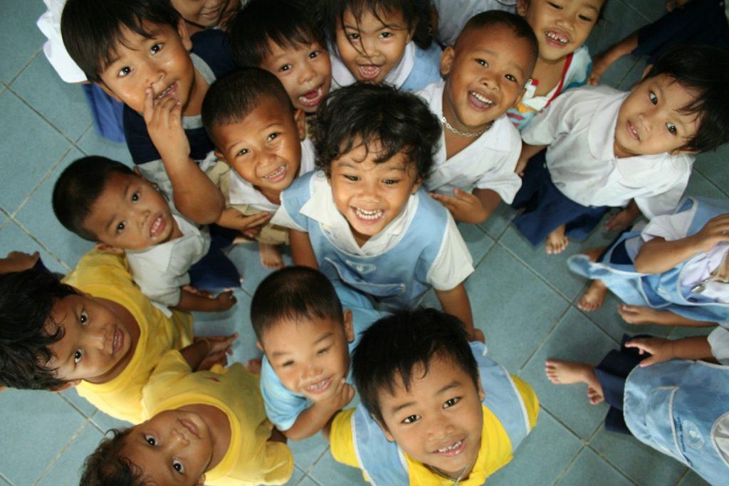 orphelins thailande