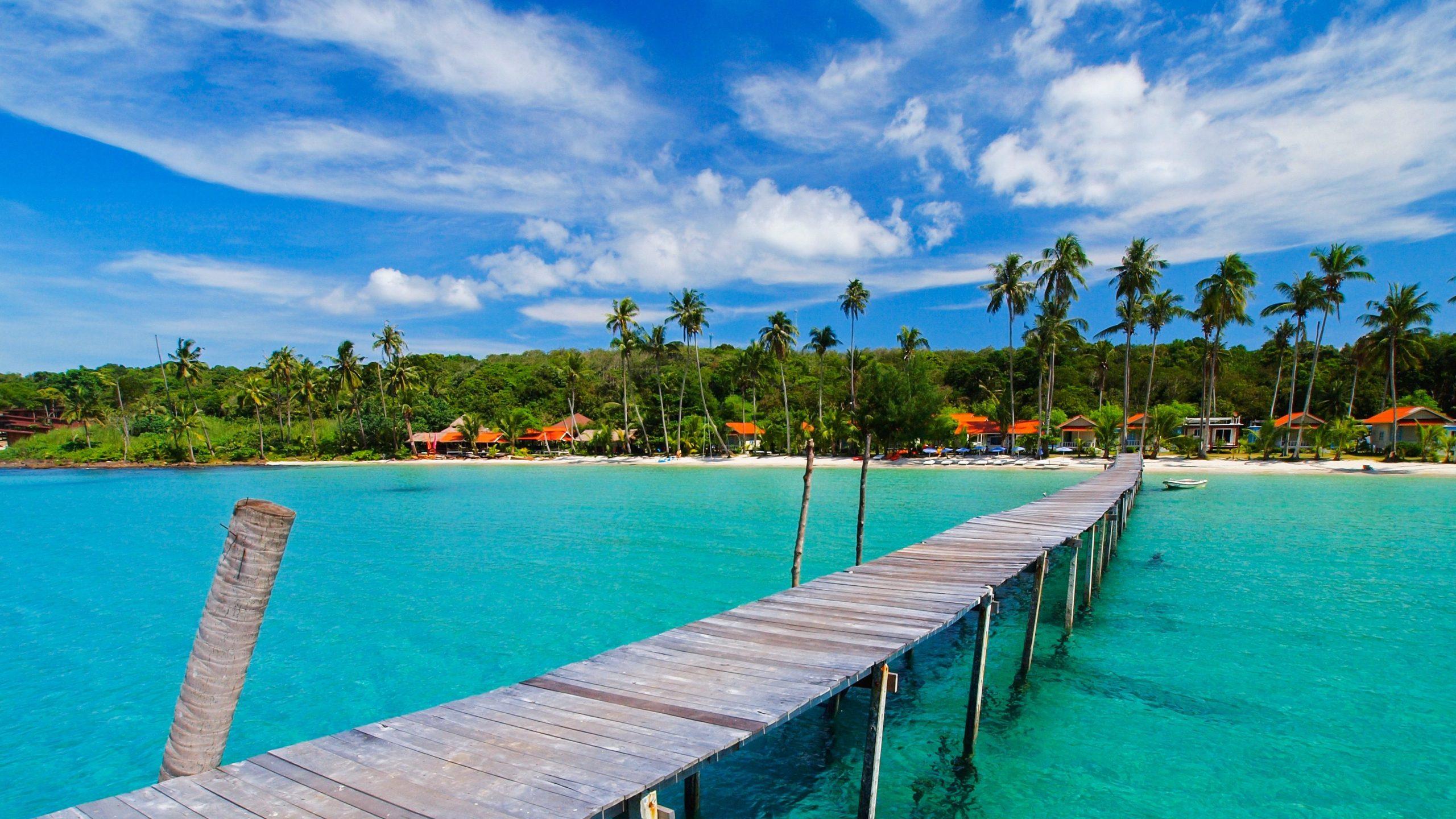 plage thailande écotourisme