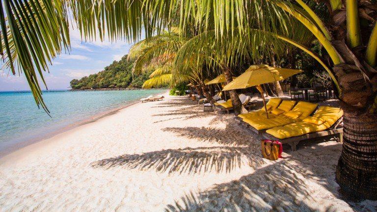 plage éco-responsable thailande