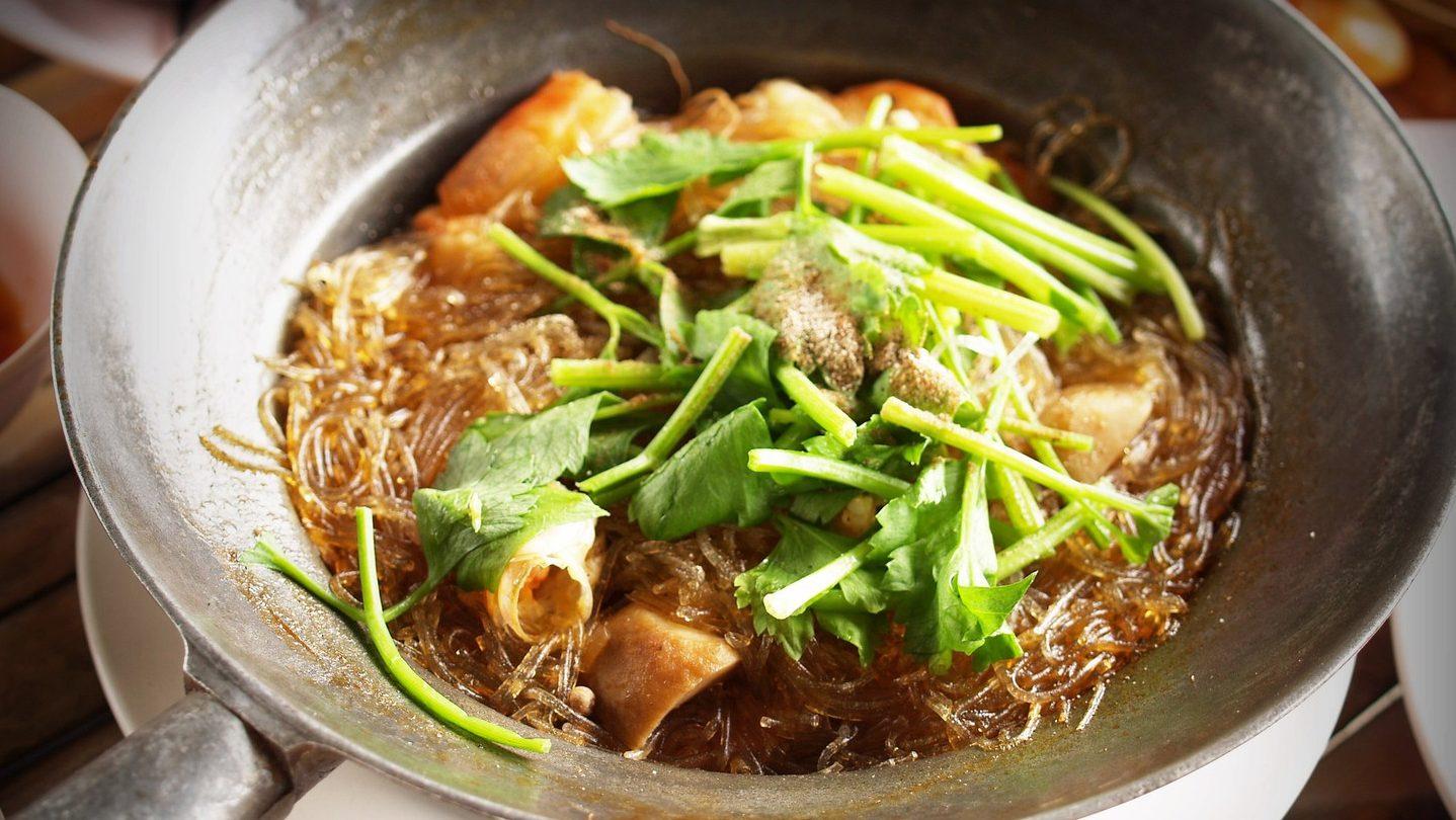 Soupe de nouilles thaïlandaise | © Pixabay
