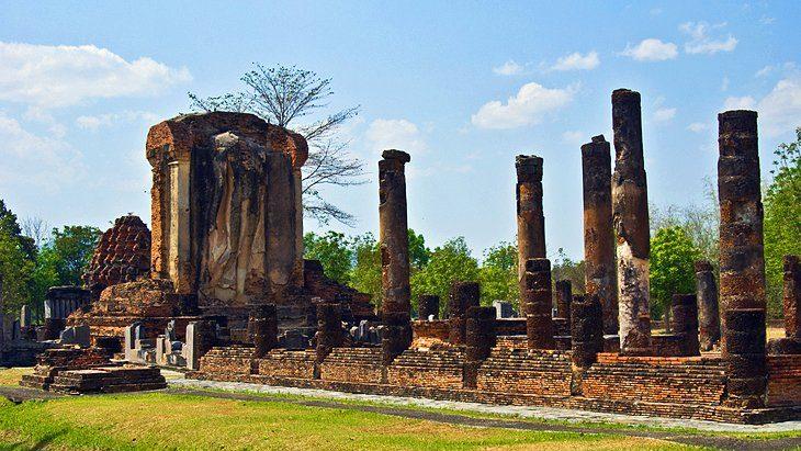 Wat Chetuphon Thailande